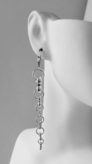 Image of snake earrings