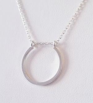 Image of horseshoe necklace