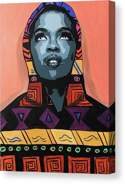 """Image of """"Lady Hill"""" Original Painting"""