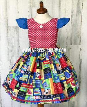 Image of Back to School Dress