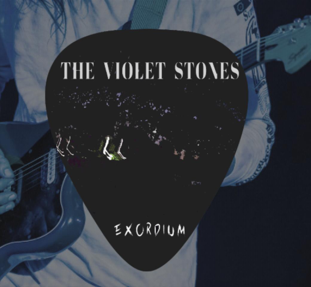 Image of Exordium Guitar Pick