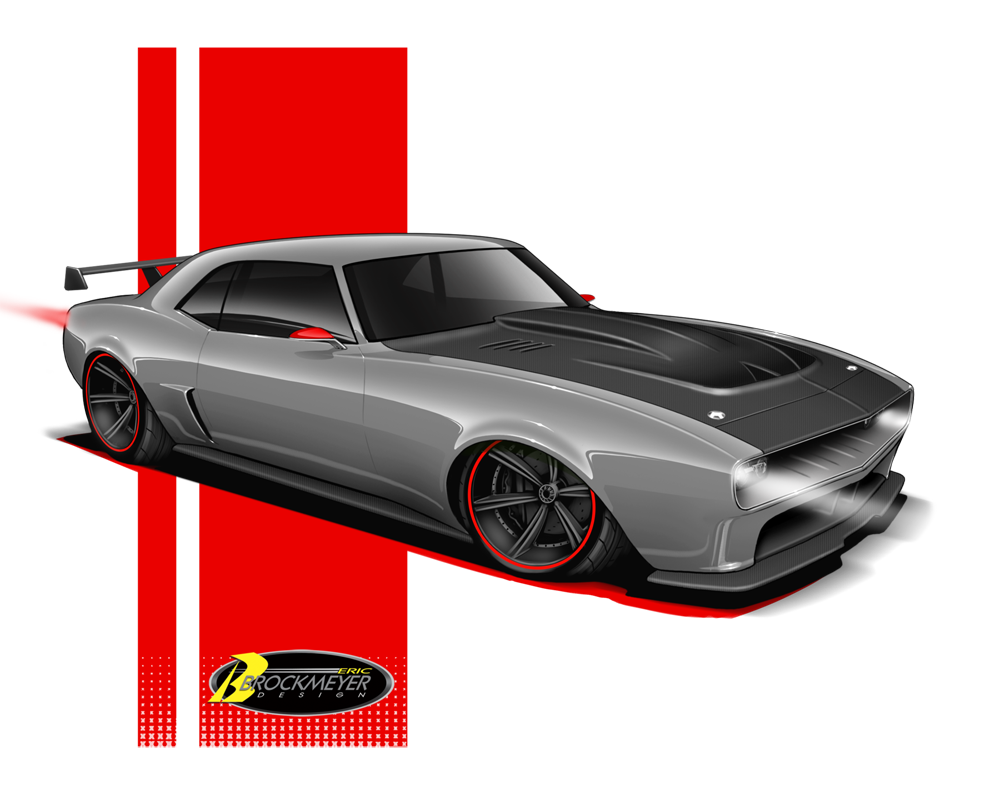 Image of Camaro X concept T-Shirt