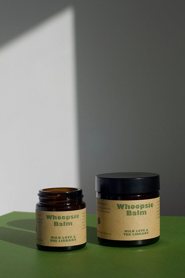 Image of Wild Love x The Library Whoopsie Balm