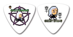 Image of Ghostemane (Limited Edition) Double-Sided Guitar Pick
