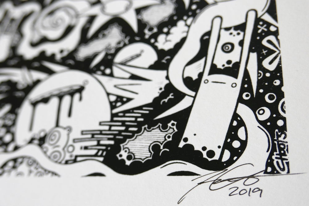 Image of Doodle 019