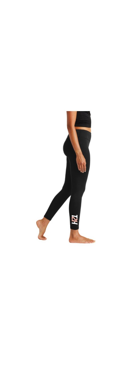 Image of T21H HIgh Waist Sport-Tek 7/8 Legging