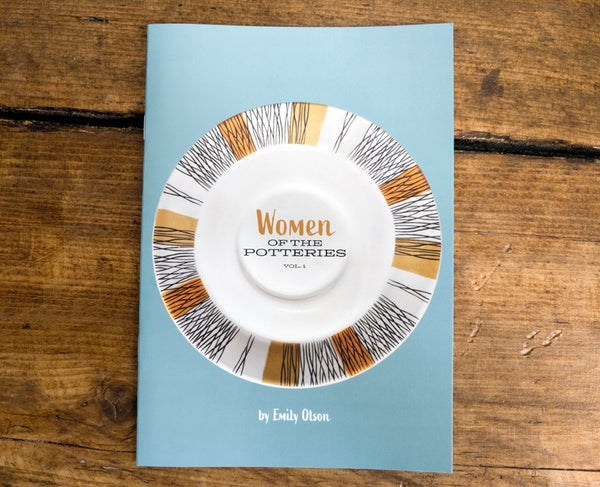 Image of Women of the Potteries, Vol. 1