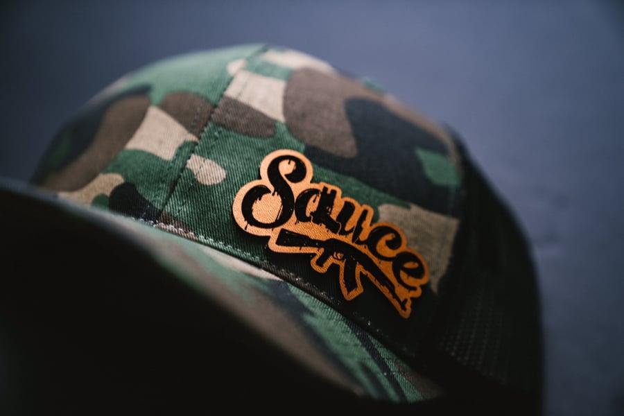 Image of RDH 'SAUCE'  Snapbacks