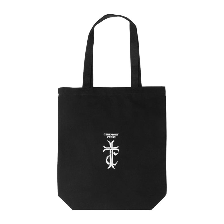 Image of Ceremony Press Tote Bag