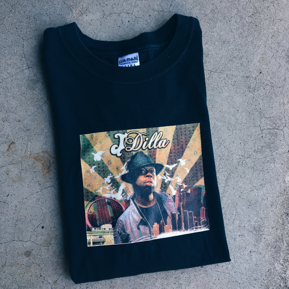 Image of Original Early 2000's J Dilla Tee.