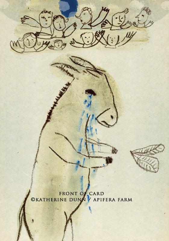 Image of Crying Donkey