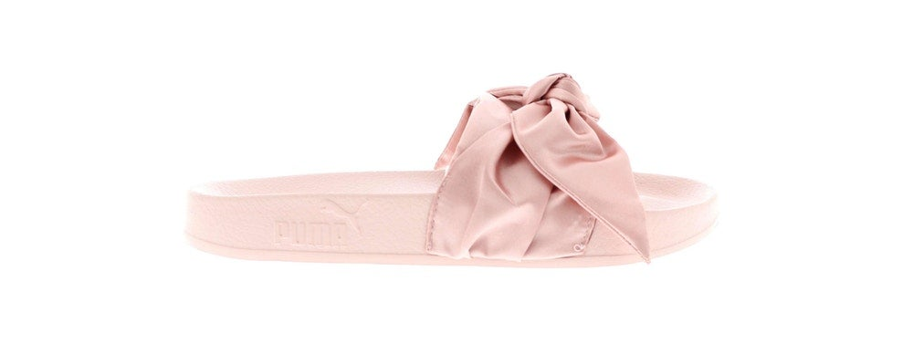 Image of Bow Slide x Fenty By Rihanna Pink
