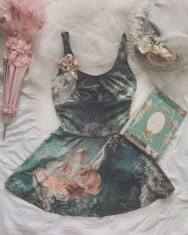 "Image of Milkribbon Swimsuit ""The Swing"""