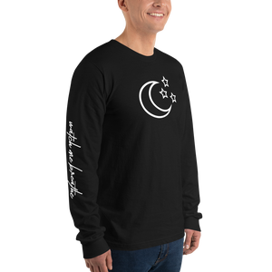 Image of Watch Me Breathe Feel Alright Long Sleeve