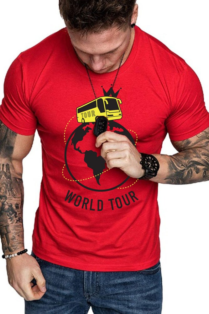 Image of World Tour Red
