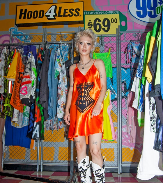 Image of Corset Dress