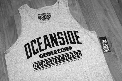 Image of Oceanside California Tank Top