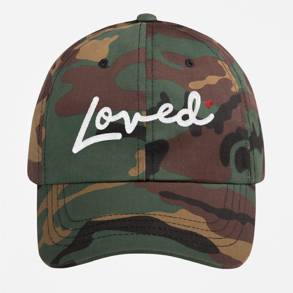 Image of Loved Hat - Camo