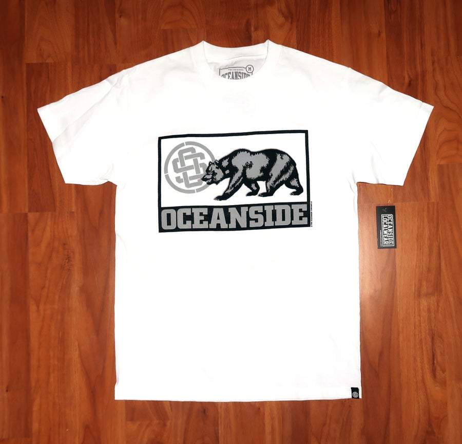 Image of Oceanside California Bear T-shirt
