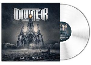 Image of Diviner - Fallen Empires [LP edition white disc]