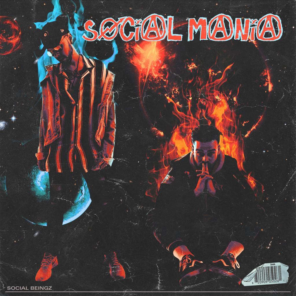 Image of SOCIAL MANIA ALBUM CD