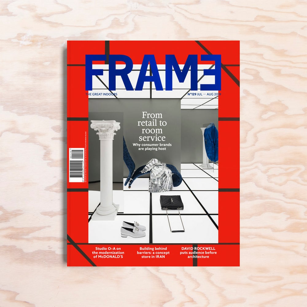 Image of FRAME <br><br>Issue 129 <br> The Great Indoors <br><br>