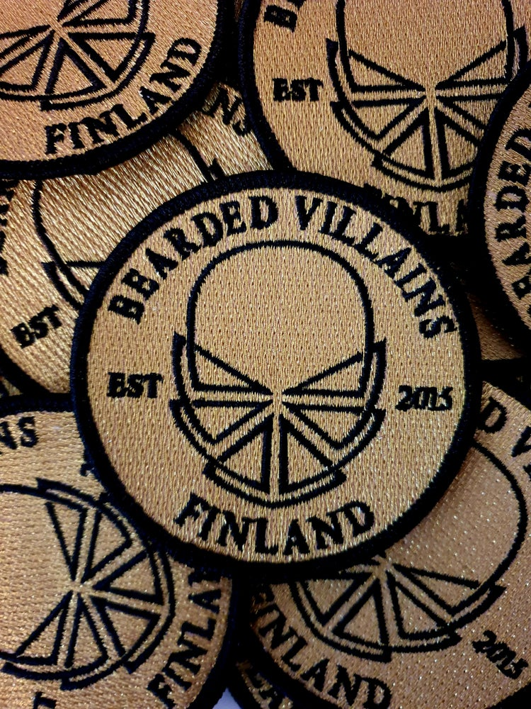 Image of Golden Charity Patch - Limited edition