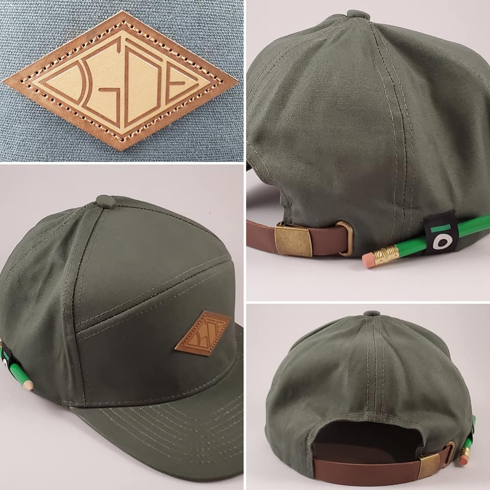 Image of DGoE Hat w/ pencil strap