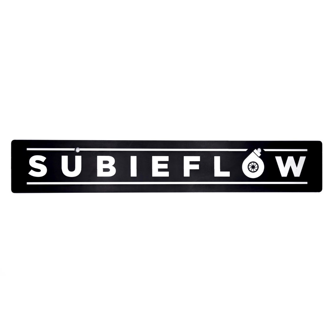 Image of SubieFlow License Plate Deletes