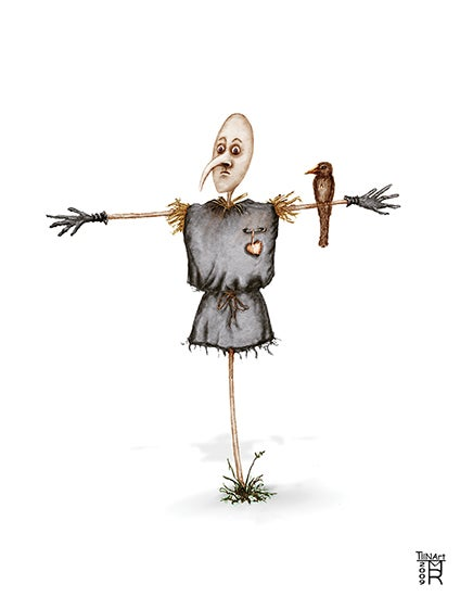 Image of ScareCrow