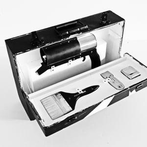 Image of WK - MARKING GUN STENCIL