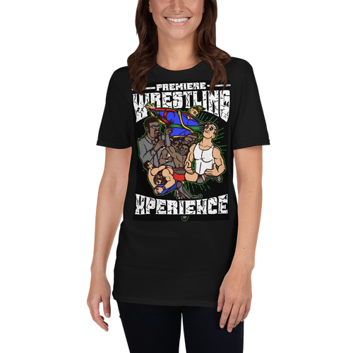 Image of Unisex PWX Cartoon'd T-Shirt