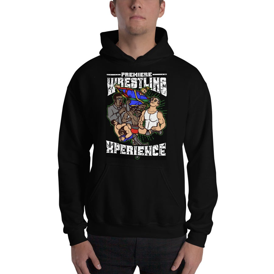 Image of PWX Cartoon Hoodie