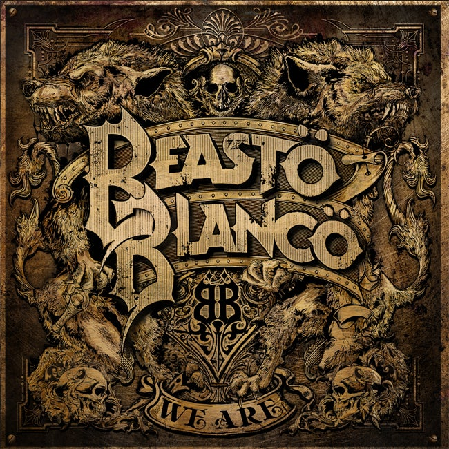 "Image of OFFICIAL - BEASTO BLANCO - 2019 ""WE ARE"" CD"