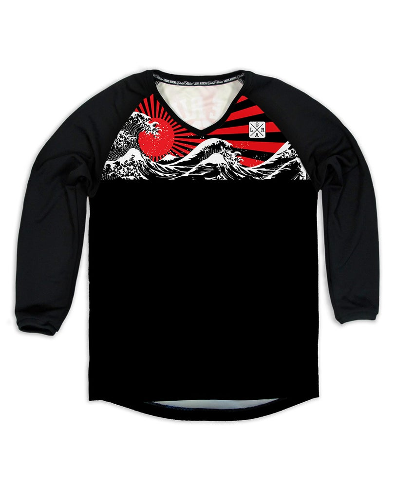 Image of Rising Sun YOUTH Jersey