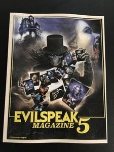 Image of Evilspeak Magazine - Volume #5 (trade paperback book)