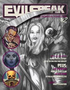 Image of Evilspeak Magazine - Issue #2