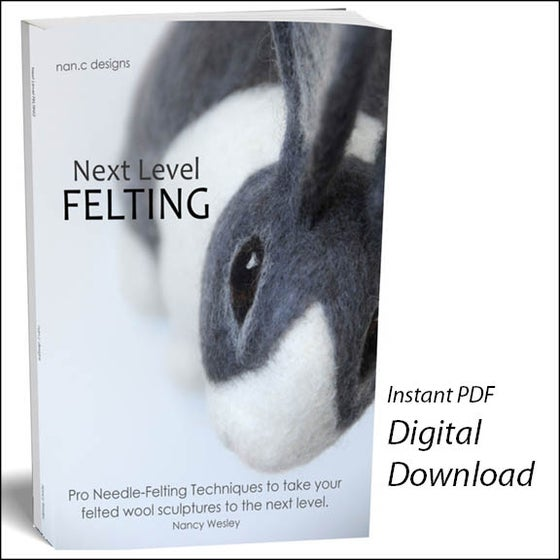 Image of PDF - Next Level Felting - digital download