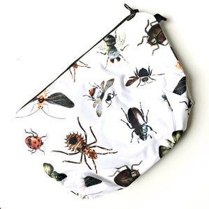 Image of Insect Medley Makeup Bag / Pouch