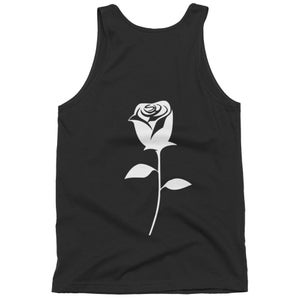 Image of WMB Single Rose Tank Top