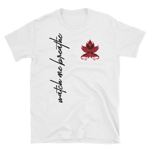 Image of Watch Me Breathe Blossoming Eye Tee