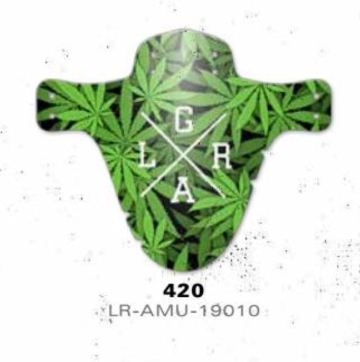 Image of 420 Mudguard