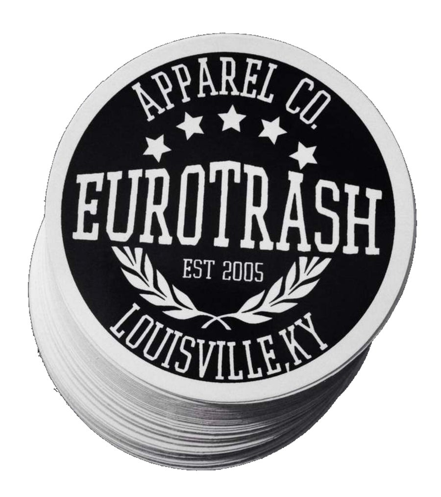 "Image of eurotrash 3"" logo"