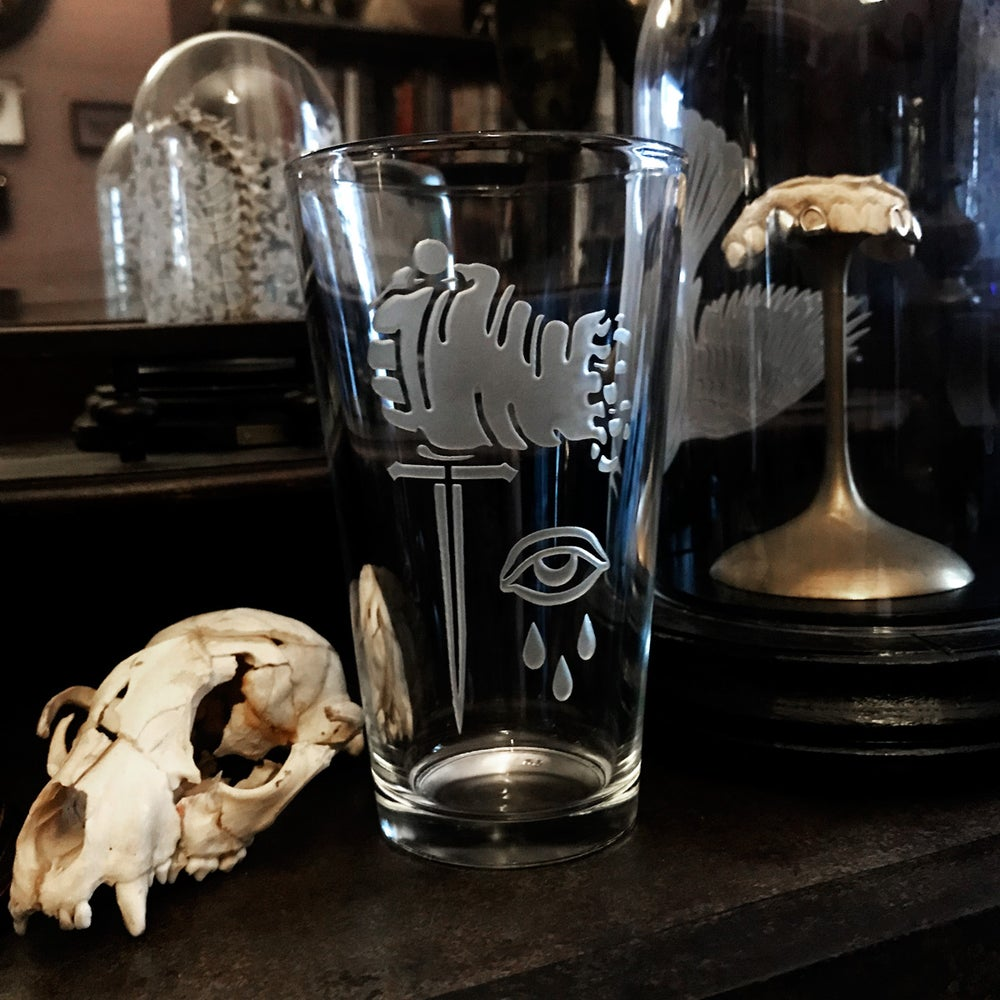Image of Stike True Pint Glass