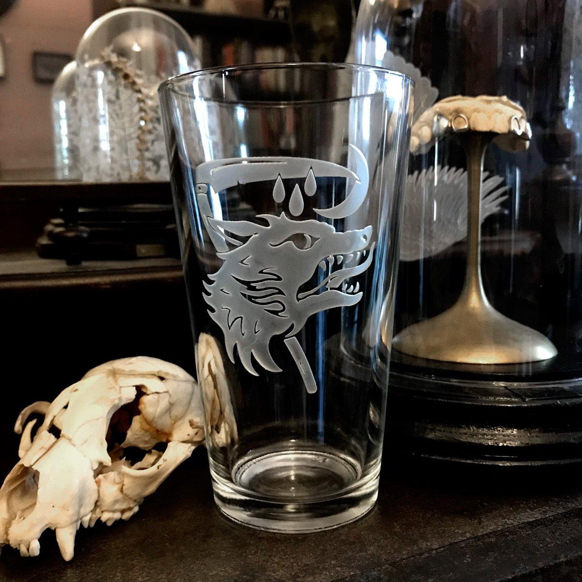 Image of Nachzehrer Patrol Pint Glass