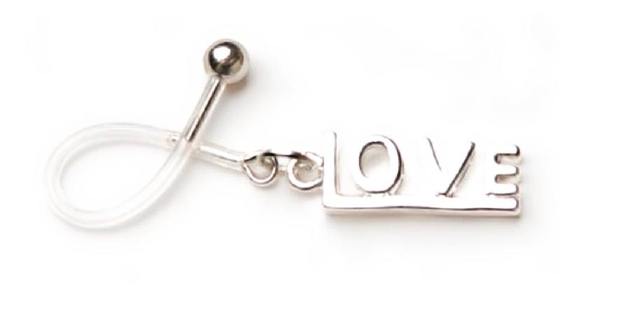 Image of Pregnancy Piercings - Love