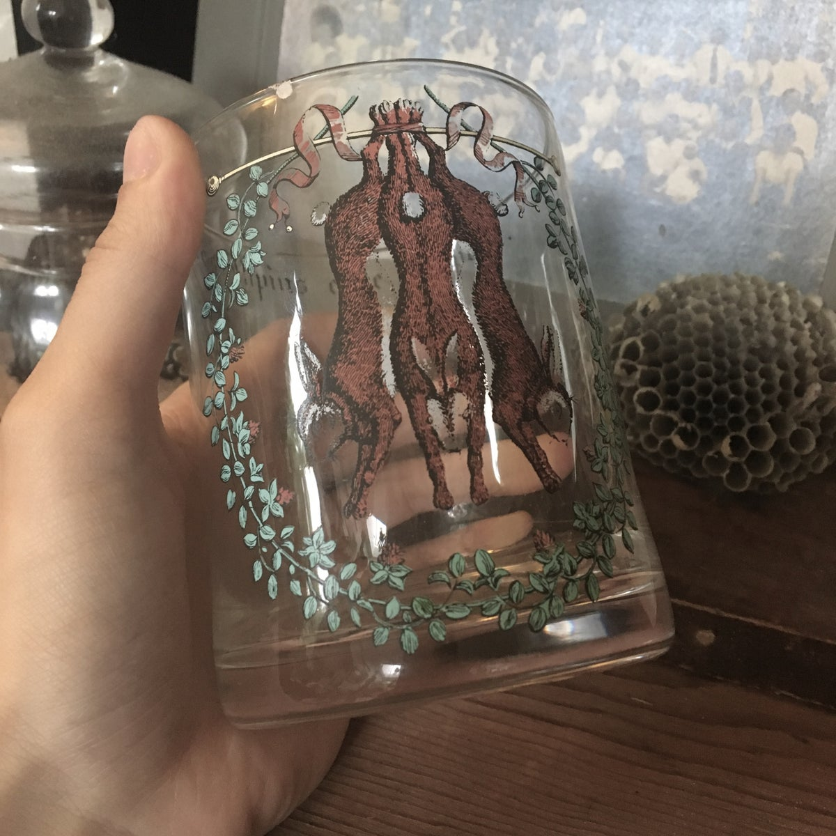 Image of Dead Rabbits Drinking Glass
