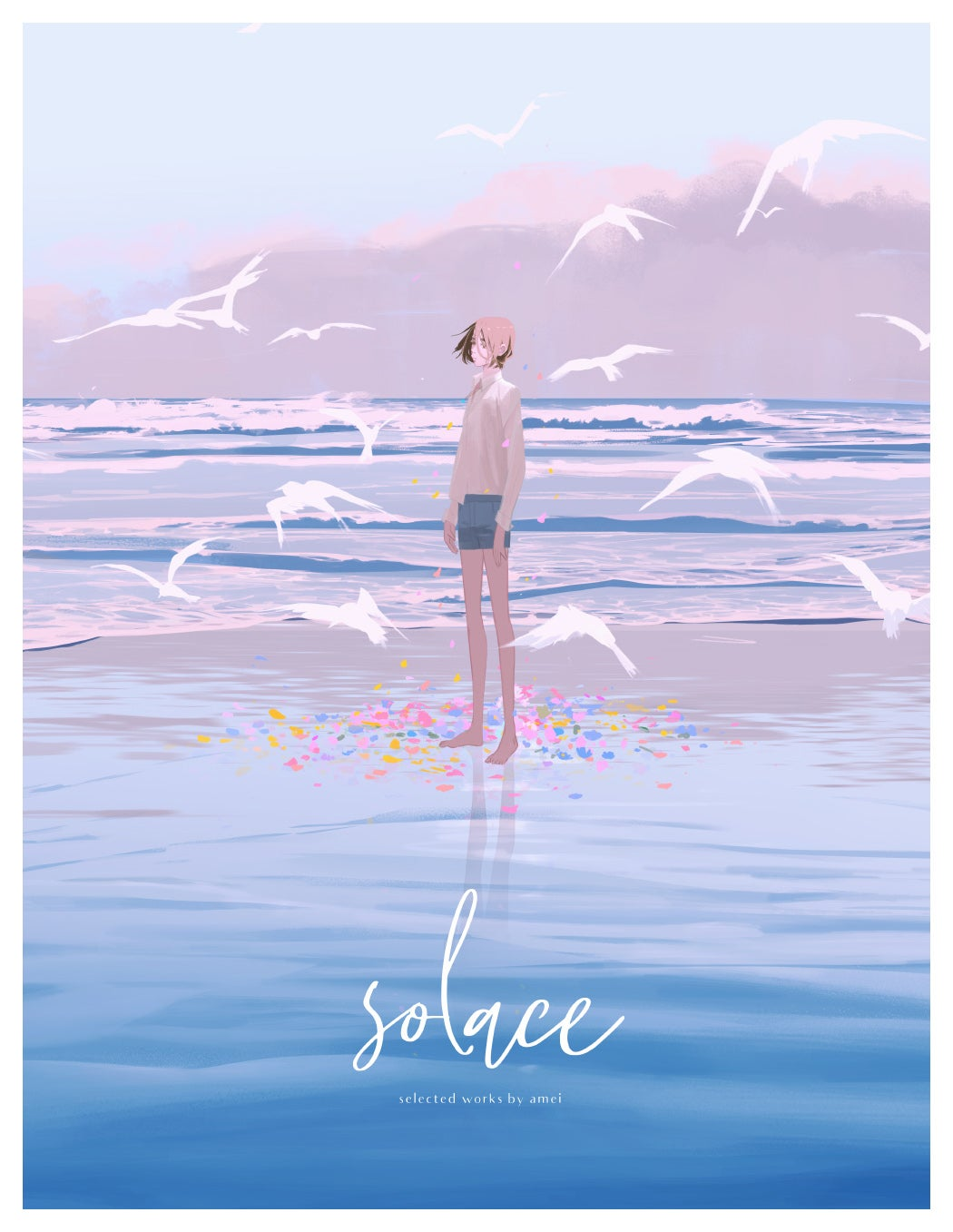 Image of solace: selected works by amei