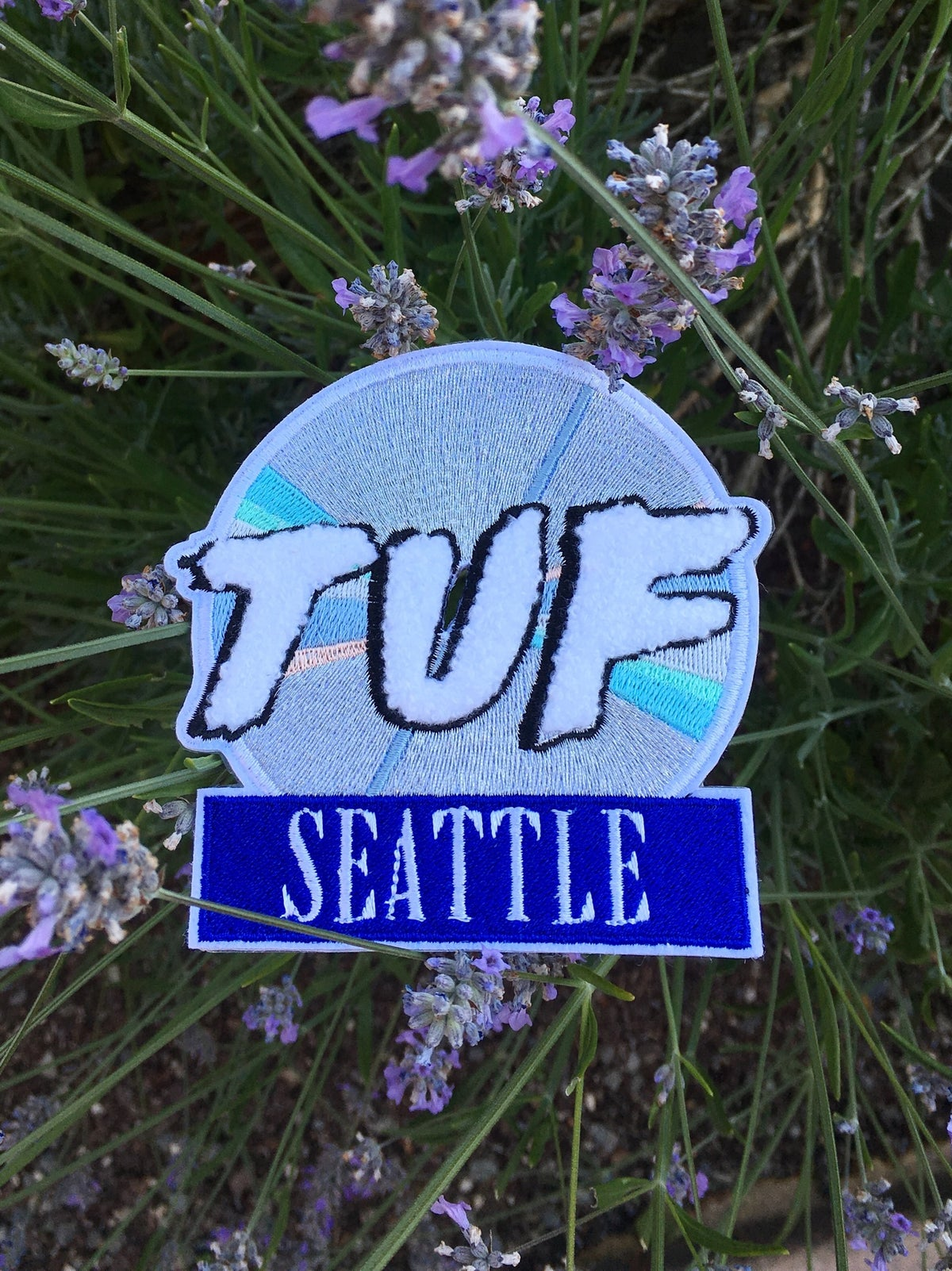 Image of TUF Patch