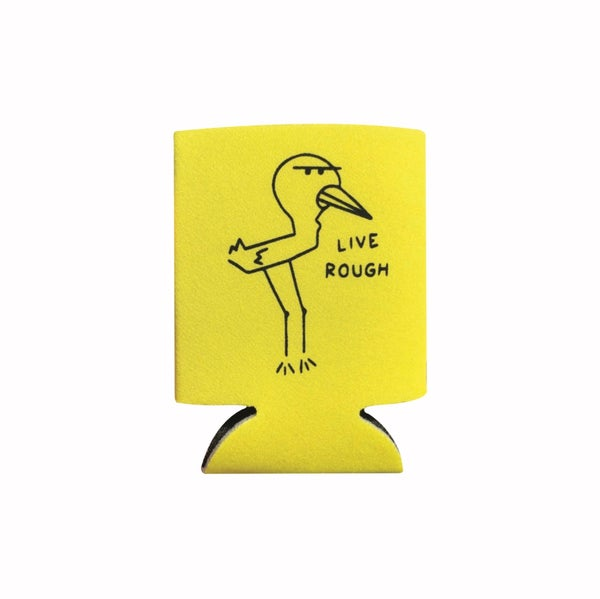 "Image of Yellow ""DUCK"" Koozie"